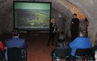 Lučka Peljhan obiskovalcem predstavlja nov portal