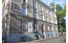 Ena izmed dveh stavb šole Zespołu Szkoł Gastronomicznyh i Handlowych, ki smo jo obiskali.