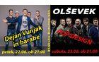 Veselica Olševek - Pop design in Dejan Vunjak z barabami