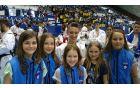 Naše karateistke s svetovno in evropsko prvakinjo
