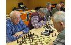 Tekmovalci v hitropoteznem šahu - posamezno
