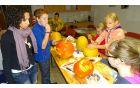 Otroci so uživali ob nastajanju novih podob (foto: Stane Markovič)