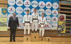 Vinko Prevolšek, mladinski državni prvak