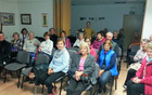 Barjani na predavanju o Durmitorju