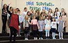 Otroški pevski zbor borovniške osnovne šole