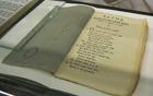 V Goriški knjižnici je bila ob tej priložnosti tudi razstava. Foto: arhiv GKFB