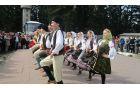 Nastop folklorne skupine