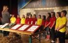 Nastop otroškega pevskega zbora  na prireditvi