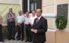 Slavnostni govornik - župan občine Vojnik Beno Podergajs