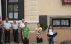 Program so popestrili otroci OŠ Vojnik z recitacijo