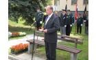Udeležence je kot gostitelj nagovoril župan občine Vojnik Benedikt Podergajs