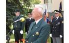 Slavnostni govornik je bil Janez Pajer predsednik Zveze veteranov vojne za Slovenijo.