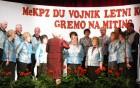 Drugi del koncerta pod vodstvom Vide Bukovac