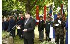 Ob odprtju je zbrane pozdravil župan Milan Turk.