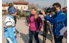 RTV SLO ekipa na delu - Foto: Tomaž Povodnik: