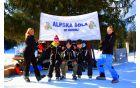 Ekipa Alpske šole Bohinj. Foto: Alpska šola Bohinj