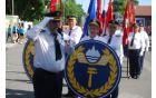 Uniformirani člani Zveze ZŠAM Slovenije