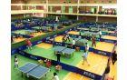 Svetovne športne igre transplantiranih v namiznem tenisu