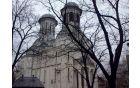 Cerkev pri šoli v Buzau