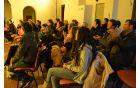 Občinstvo je z zanimanjem spremljalo koncert.