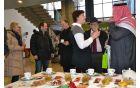 Obiskovalce so dobrote kot tudi druge značilnosti občine zanimale.