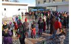 Pogled na barvito in veselo podobo Občinskega trga
