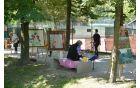 Irena Gradišnik pri delu