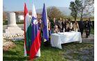 Podpis pogodbe o dokončanju obnove