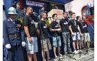 Glasbena skupina Odoica je poskrbela za popestritev programa.