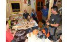 Mladi planinci so srkali znanje članov Planinskega društva Preddvor