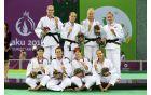 Zasluženo tretje mesto na prvih Evropskih igrah (foto : Slovenia Olimpic team)