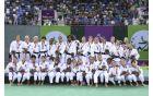 Najboljše ženske ekipe vjudu na prvih Evropskih igrah 2015 (foto : EJU)