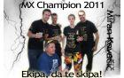 Zmagovalna ekipa 2011