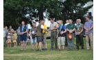 Ekipa evropski prvakiov v streljanju glinastih golobov