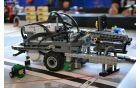 Avtomatski robot, delo ene od tekmovalnih ekip