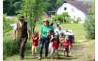 Otroci Vrtca Mavrica iz Vojnika