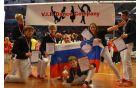 Bratje Činej so uspešni trenerji breakdance navdušencev. (Foto: V.I.P. Dance Company)
