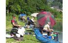 Tekmovanje v ribolovu na ribniku Brdinje