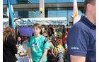 Evropska vas na Dan Evrope v Novi Gorici. Foto: OŠ Deskle