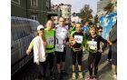 Tekači, ki smo se udeležili polmaratona 21 km.