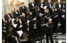 Slovenski komorni zbor,  Aleš Kacjan, flavta, foto: Toni Dugorepec