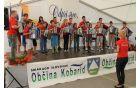 Obiskovalce srečanja so navdušili harmonikarji Glasbene šole Palbin. Foto: N.H.I.
