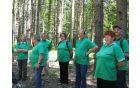 V Sirševem gozdu, med nami gospodar Milan Sirše