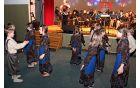 Mladi plesalci folklorne skupine POŠ Nova Cerkev