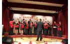 Mešani cerkveni pevski zbor Frankolovo z zborovodjem Janezom Karom