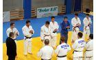 Predstavitev tekmovalcev dvoboja JK Duplek – JK Olimpija - (foto : Peter Brumen)