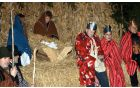 Zbrane je v imenu Občine Kobarid pozdravil in vsem zaželel lepe praznike ter srečno novo leto podžupan Marko Miklavič. Foto: Nataša Hvala Ivančič