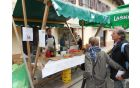 Kmetija Jelenov breg se je predstavila z izjemno domačo kuhinjo.