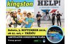 Kingstoni in Help! A Beatles Tribute zaključujeta Tržiške poletne prireditve