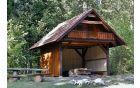 Gozdna koča Jerinovc pred… (foto: Stane Zalar, Google zemljevid)